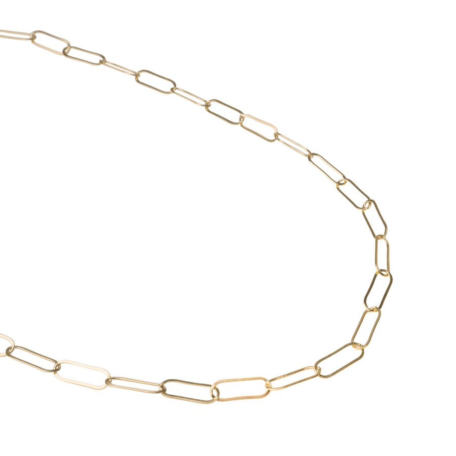 Gold Loops Necklace