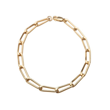 Gold Orbit Bracelet