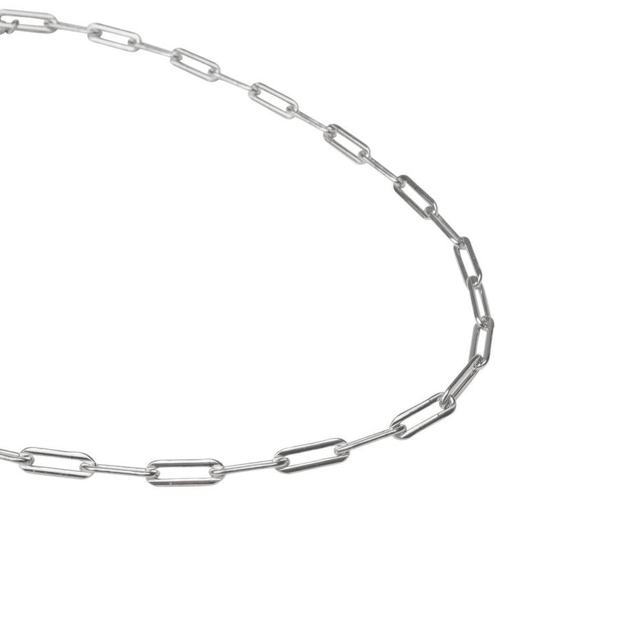 Silver Stella Necklace