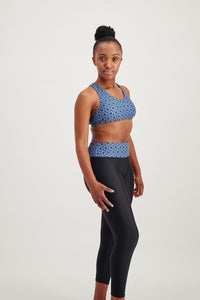 Shweshwekini Active Top (Blue)