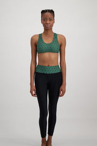 Shweshwekini Active Tights (Green)