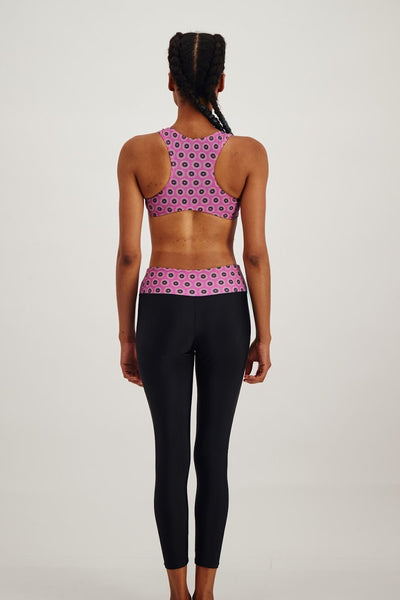 Shweshwekini Active Top (Pink)