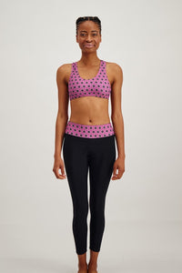 Shweshwekini Active Tights (Pink)