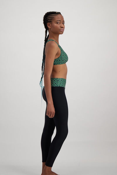 Shweshwekini Active Top (Green)