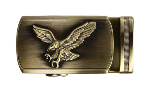 Grand Eagle Gold Buckle