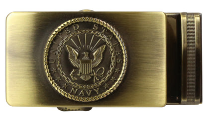 United States Navy Licensed Buckle