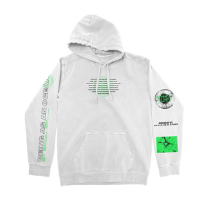 Proxy White Hoodie