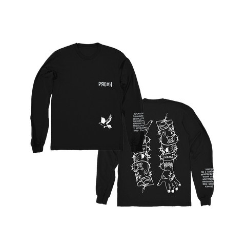 Proxy Tat Long Sleeve