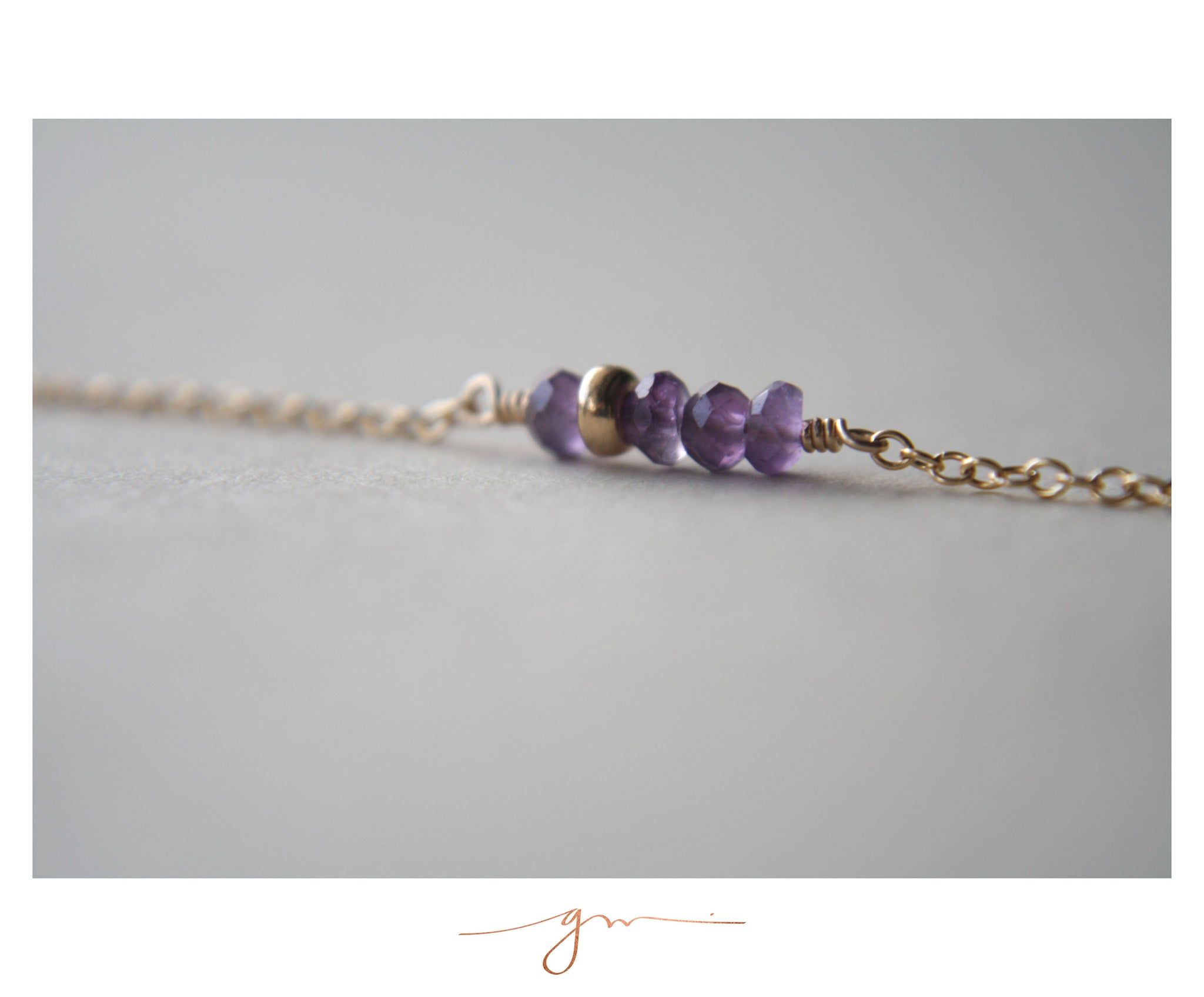 Pulsera Gem Bar