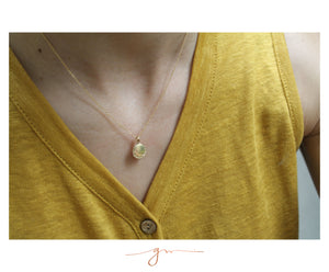 Collar Cuarto Menguante