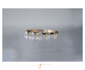 Anillo Era Diamante Blanco