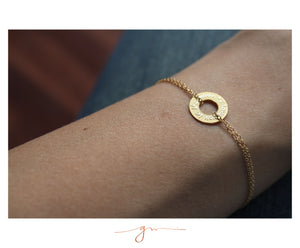Pulsera Love You to the Moon