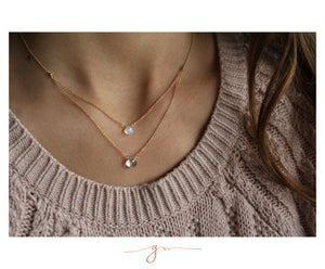 Collar Layering Necklace