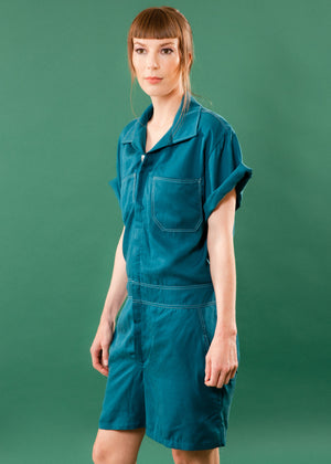 SHORT COVERALL