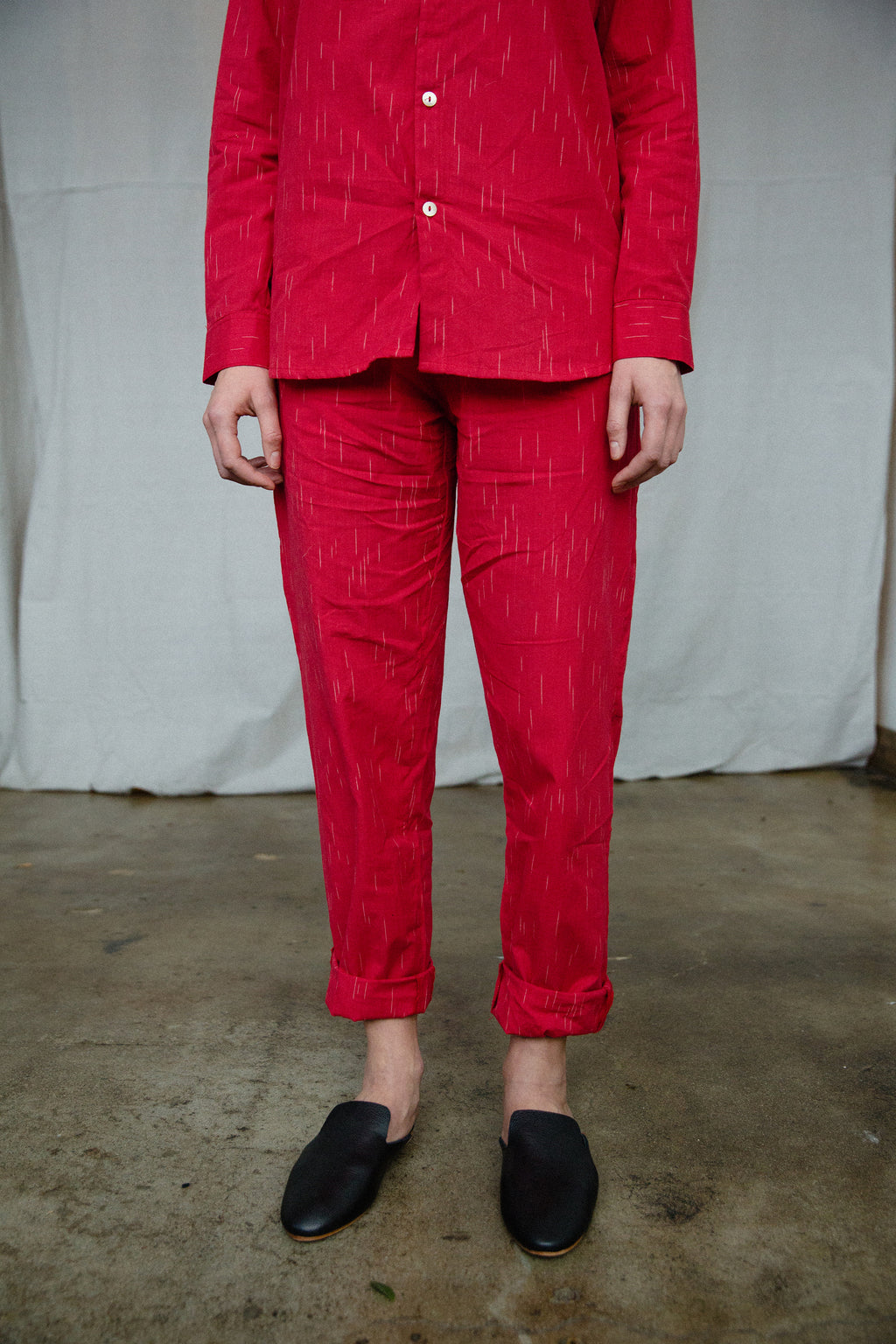 JAVA PANT - RED