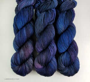 Tralala Sock- Raven (Poe Collection)