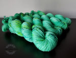 Tralala Sock- OOAK Green Mint