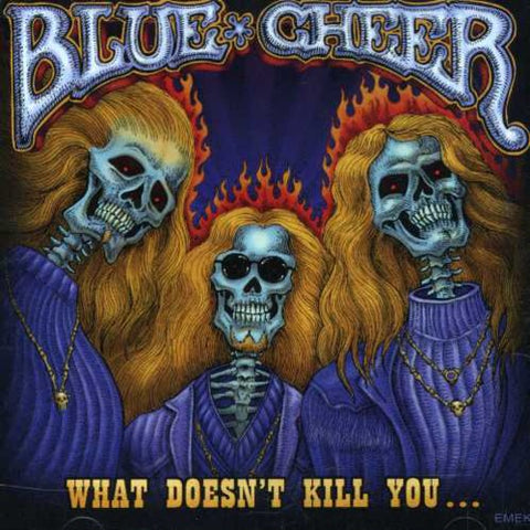 Blue Cheer - What Doesn'T Kill You