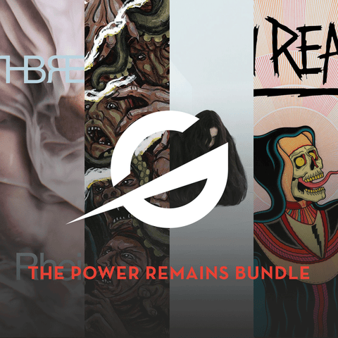"Randy Blythe's ""The Power Remains"" Bundle"