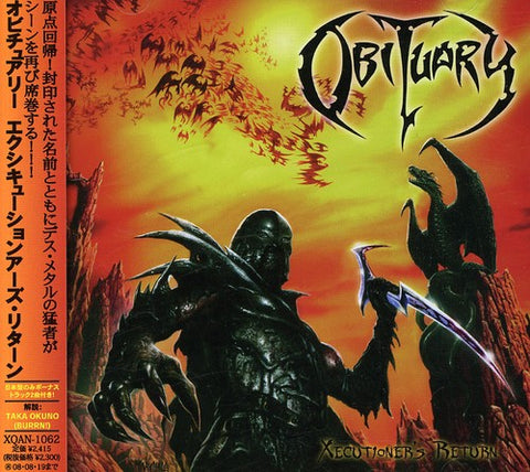 Obituary - Xecutioner's Return
