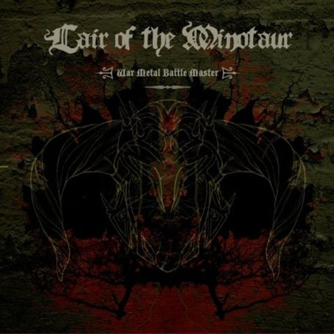 Lair Of The Minotaur - War Metal Battle Master