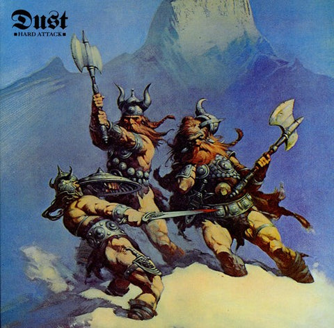 Dust - Hard Attack
