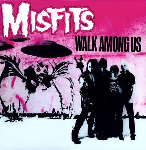 Misfits - Walk Among Us