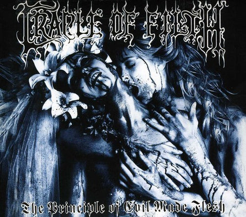 Cradle Of Filth - Principle Of Evil Made Flesh