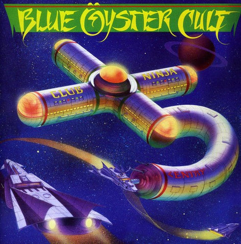 Blue Oyster Cult - Club Ninja