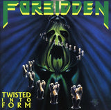 Forbidden - Twisted Into Form
