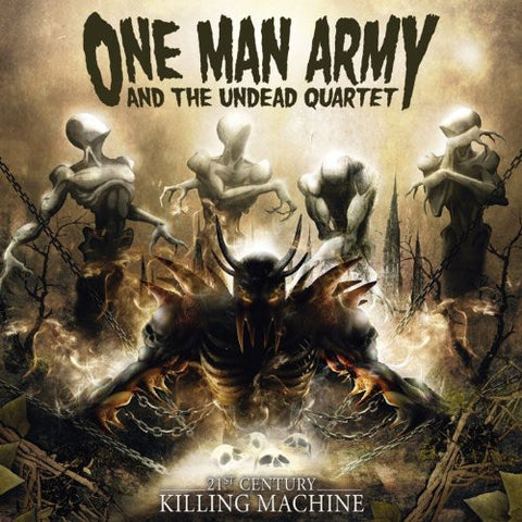One Man Army / Undead Quartet - 21St Century Killing Machine
