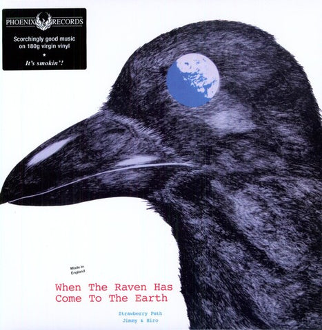 Strawberry Path - When The Raven Has Come To The Earth
