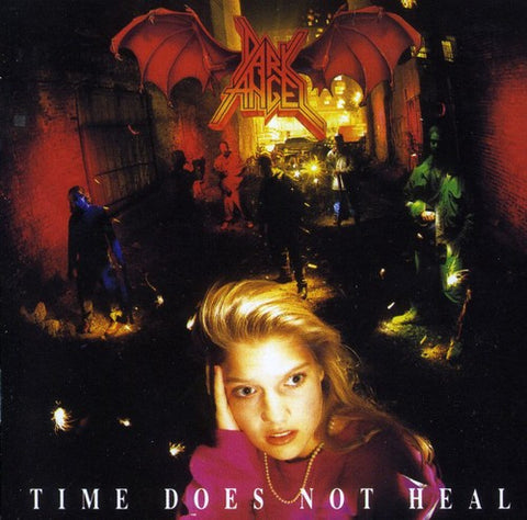 Dark Angel - Time Does Not Heal