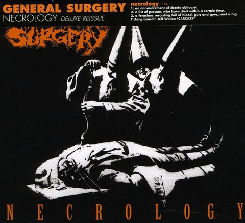 General Surgery - Necrology