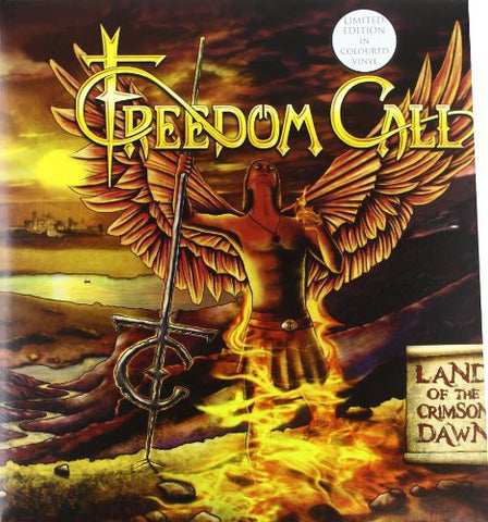 Freedom Call - Land Of The Crimson Dawn