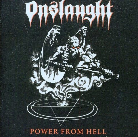 Onslaught - Power From Hell