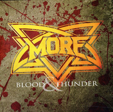 More - Blood & Thunder