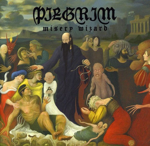 Pilgrim - Misery Wizard