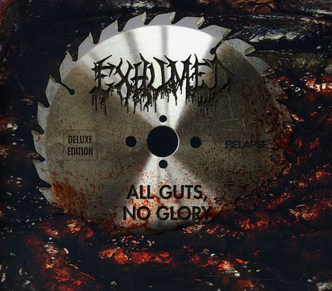 Exhumed - All Guts No Glory