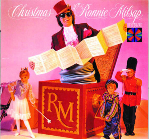 Ronnie Milsap - Christmas With Ronnie Milsap
