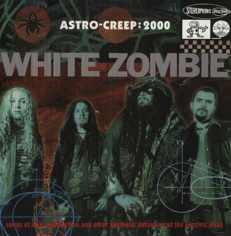 White Zombie - Astro-Creep: 2000