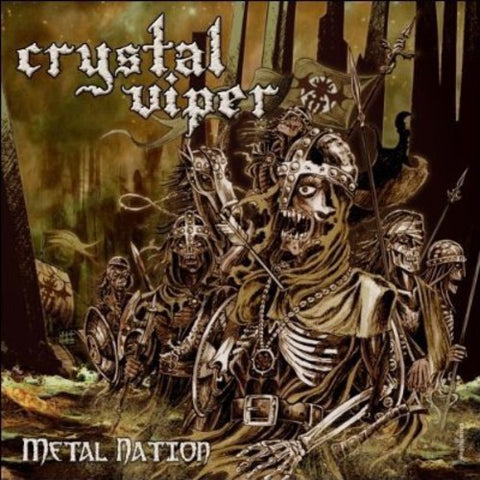 Crystal Viper - Metal Nation