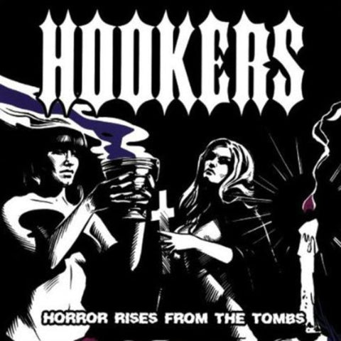 Hookers - Horror Rises From The Tombs