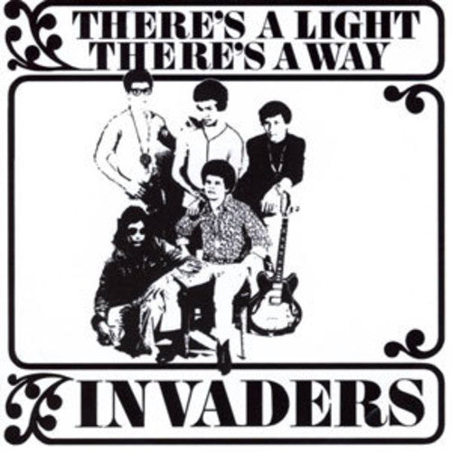 Invaders - There's A Light There's A Way