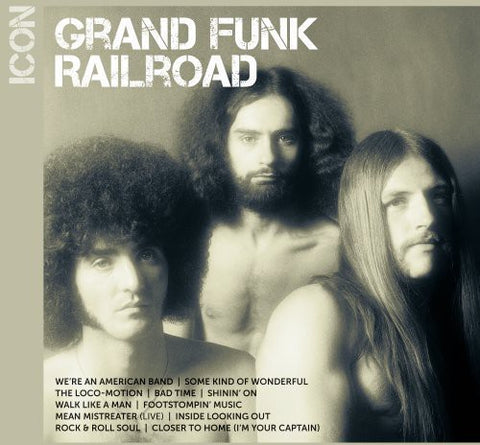 Grand Funk Railroad - Icon