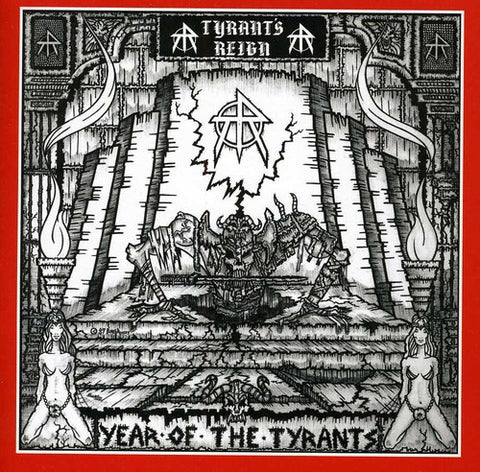 Tyrant'S Reign - Year Of The Tyrants