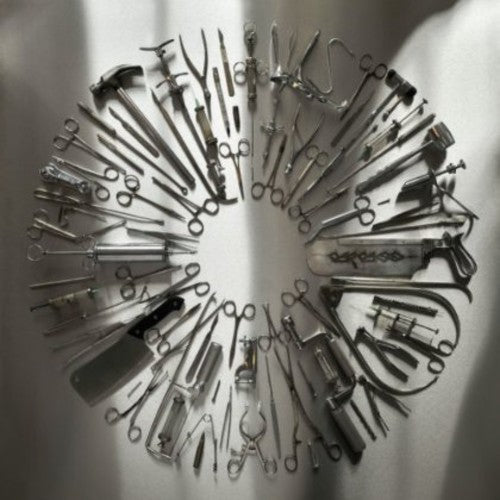 Carcass - Surgical Steel - CD