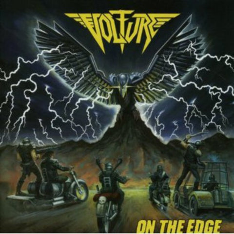 Volture - On The Edge