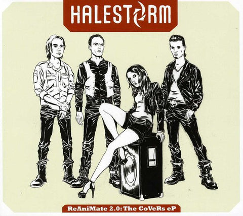 Halestorm - Reanimate 2.0: The Covers Ep