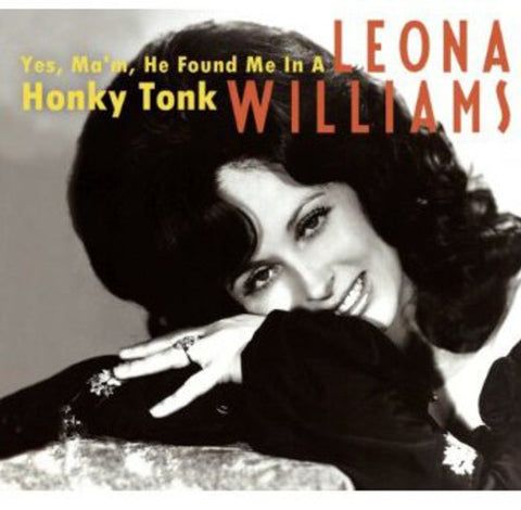 Leona Williams - Yes Ma'Am He Found Me In A Honky Tonk